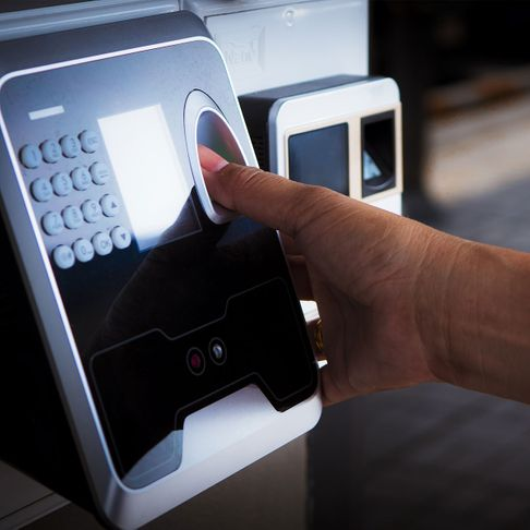 biometric lock